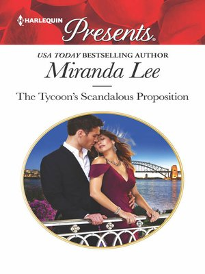 cover image of The Tycoon's Scandalous Proposition--A Marriage of Convenience Romance
